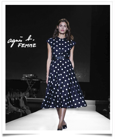 Agnés B, Ready to Wear Spring Summer 2015 Collection in Paris