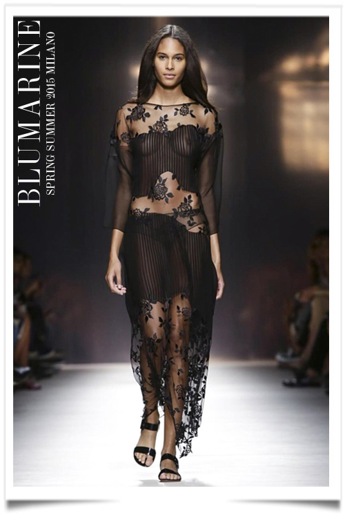 Blumarine, Ready to Wear Spring Summer 2015 Collection in Milano