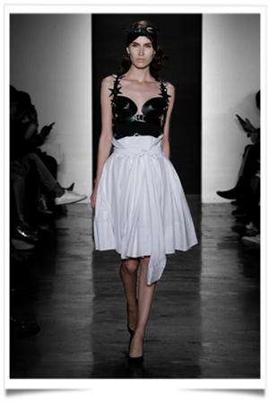 Zana Bayne, Ready to Wear Collection, Spring Summer 2015 in New York