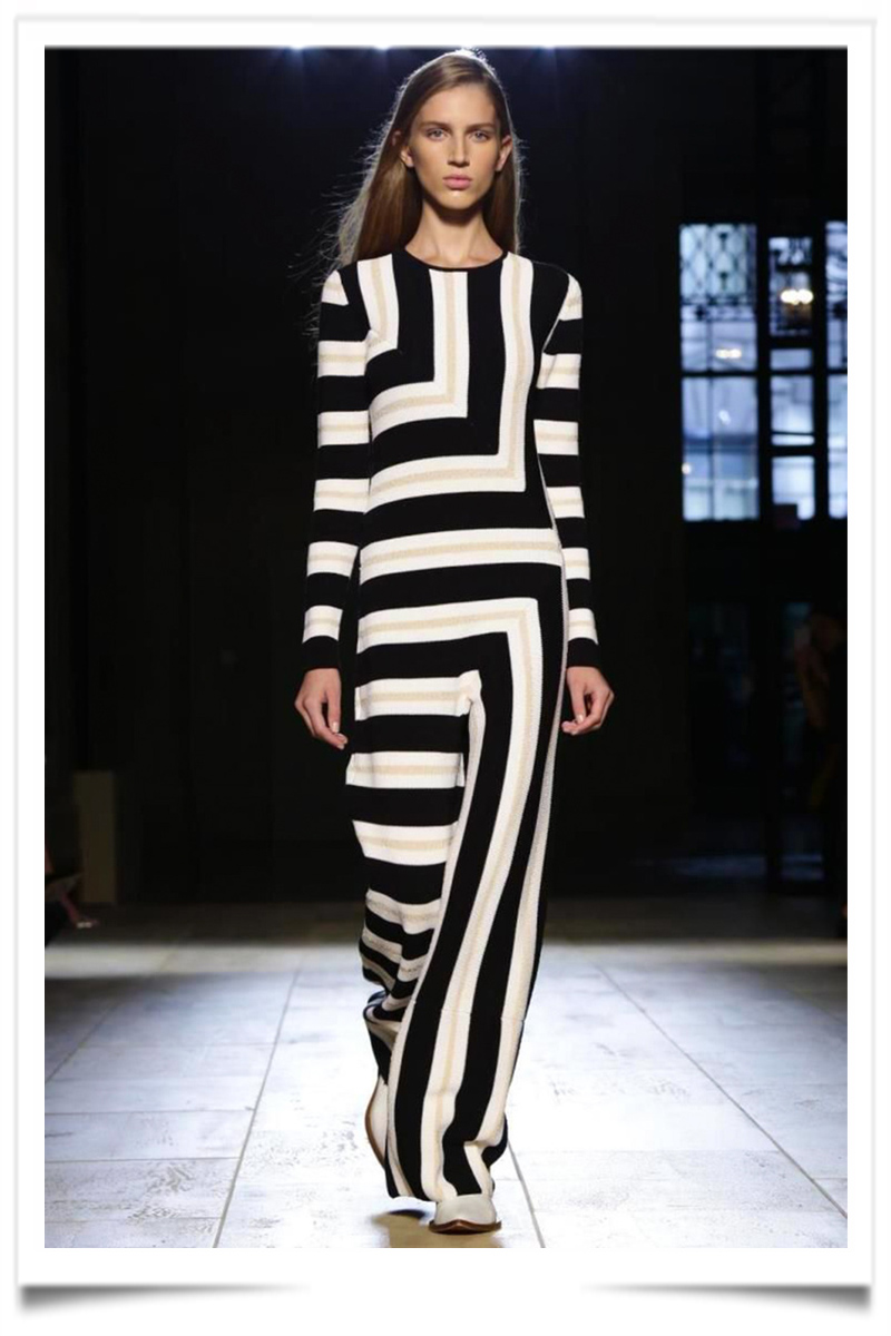 Victoria Beckham Ready to Wear Spring Summer 2015 in New York