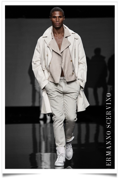 Ermanno Scervino, Menswear, Spring Summer, 2015, Fashion Show in Milan