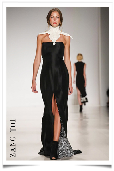 Zang toi to Wear Spring Summer 2015 in New York